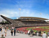 Hayward Field Renovation